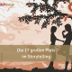 Storytelling Paradies | Pitchbook (Adrian Hillman, Fotolia)